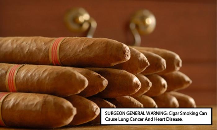 Cigar Palace - Landmark - Van Dorn: Romeo y Julieta Cigar Pack or $15 for $30 Worth of Cigars at Cigar Palace