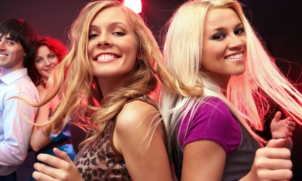 Three-Night Party Package with Open Bar for 2, 4, 6, or 8 from Miami Turn Up Entertainment LLC (Up to 58% Off)