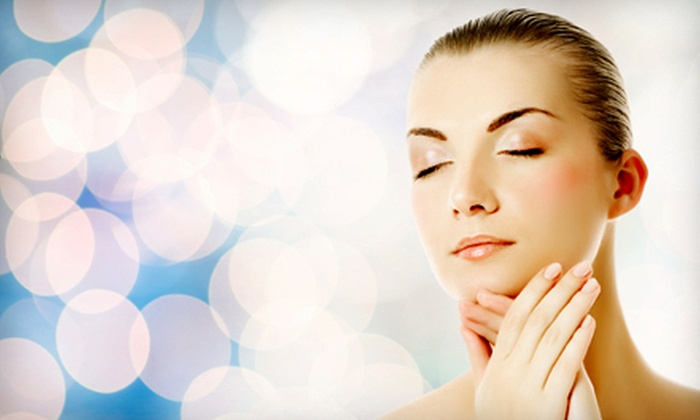Oxygen Facial Clinic - Park Royal: One or Three 50-Minute Oxygen-Infusion Facials at Oxygen Facial Clinic in West Vancouver (Up to 62% Off)