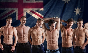 Aussie Hunks: Limited Time Only: Aussie Hunks at The D Showroom on July 31–December 31 (Up to 45% Off)