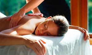 The Massage Center: One 60- or 90-Minute Massage or One 60-Minute Body Wrap at The Massage Center (Up to 55% Off)
