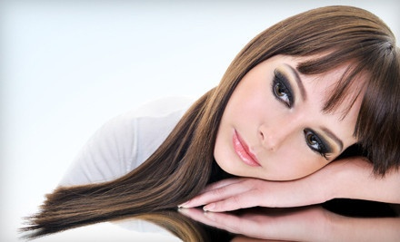 Wash and Blow-Dry Styling Package - Aura Salon in Bellmore