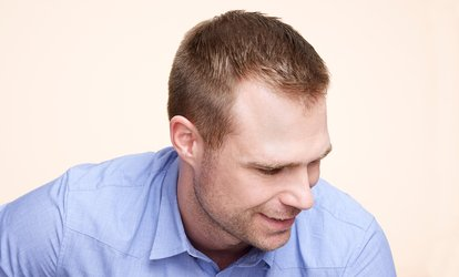 C$93 for Two Hair-Restoration Sessions with a Consultation at Stimugrow Clinic (C$209.99 Value)