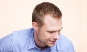 Do Grow Hair Clinic: CC$89 for Two Hair-Restoration Sessions with a Consultation at Do Grow Hair Clinic (CC$209.99 Value)