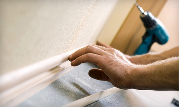 Petersen Home Services - Christiansburg: $54 for Two Work Hours of Handyman Services from Petersen Home Services ($120 Value)