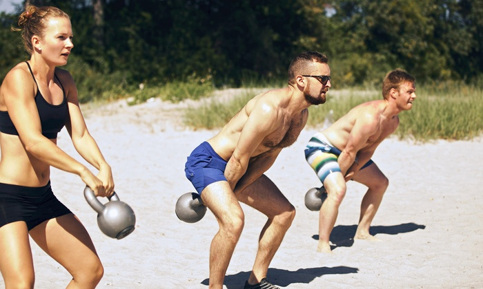 Optimal Health Medical Fitness - Optimal Health Medical Fitness: Up to 85% Off Boot-Camp Classes at Optimal Health Medical Fitness