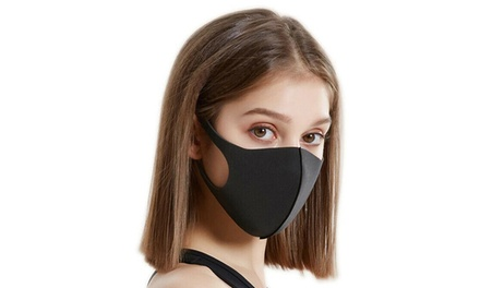One, Five or Ten Reusable and Washable Face Masks