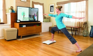 Nintendo Wii Fit U Bundle With Balance Board