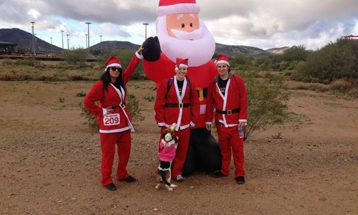 Arizona Knowledge, Empowerment, and Advo - AZ Santa Run - AZ Santa Run Start Line: Up to 58% Off Run at Arizona Knowledge, Empowerment, and Advo - AZ Santa Run