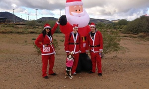 Arizona Knowledge, Empowerment, and Advo - AZ Santa Run: Up to 58% Off Run at Arizona Knowledge, Empowerment, and Advo - AZ Santa Run