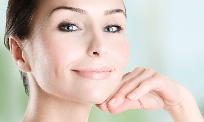 AmeriLaser Center - Multiple Locations: One or Two Non-Invasive Face, Neck, or Chin Lifts at AmeriLaser Center (Up to 84% Off)