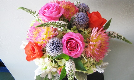 Floral Arrangements at Hydrangea Floral (Up to 53% Off). Two Options Available.