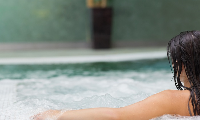 Grand Spa - Korea Town: $12 for a Spa Day Pass for Two at Grand Spa ($30 Value)