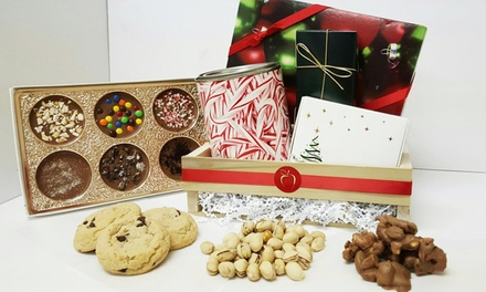 $10 for $20 Worth of Cookies and Chocolates at Apple Cookie & Chocolate Company