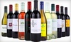 Naked Wines - Santa Cruz / Monterey: $59 for a 12-Bottle Case of Wine ($160 Value)