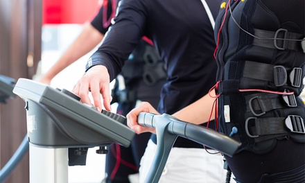 4, 6 u 8 sesiones de electroestimulación muscular con entrenador personal desde 49,90 €