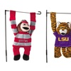 NCAA 3D Mascot Garden Flags