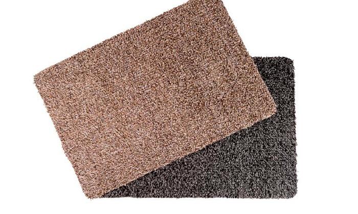 tapis ultra absorbant groupon shopping. Black Bedroom Furniture Sets. Home Design Ideas