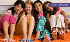 Sweet & Sassy - Sugarland: $166 for a Lights Camera Action Party for Up to Eight Kids at Sweet & Sassy in Sugarland ($295Value)