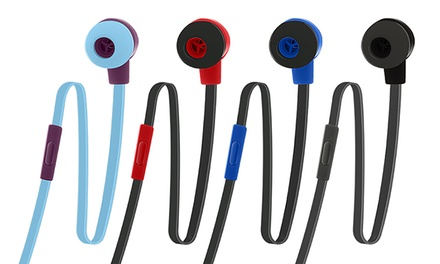 2-Pack of Case Logic Earbuds with In-Line Mic