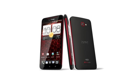 HTC Droid DNA 16GB 4G LTE Android Smartphone with Beats Audio (GSM/CDMA Unlocked) (Refurbished)