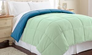 Down Alternative Reversible Comforter at Down Alternative Reversible Comforter, plus 9.0% Cash Back from Ebates.