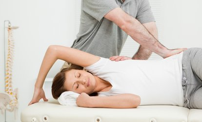 73% Off Chiropractic Acupuncture Package