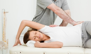 helping hands chiropractic and wellness center: Chiropractic Exam and One or Three Adjustments at Helping Hands Chiropractic and Wellness Center (Up to 76% Off)