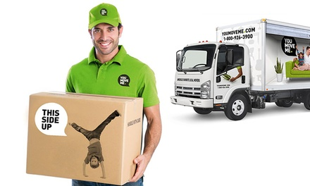 One, Two, or Three Hours of Moving Services from You Move Me (Up to 53% Off)