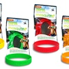 10-Pack of Mosquitno Mosquito-Repellant Wristbands for Kids