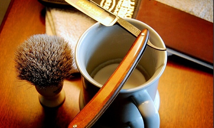 Dana Point Barber - Orange County: A Men's Haircut and Shave from Dana Point Barber (60% Off)