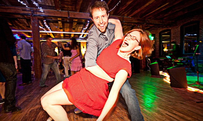 Boston Swing Central - Medford Street - The Neck: Group Swing Dance Class and Dance Party for One or Two from Boston Swing Central (Up to Half Off)