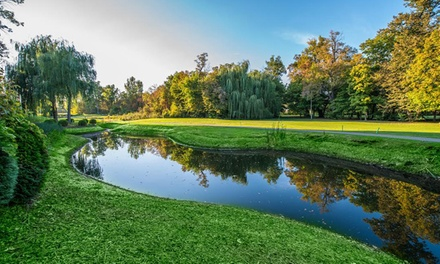 18 Holes of Golf for Two or Four Including Cart Rental at Shadowbrooke Golf Course (50%)