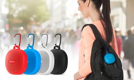 Altavoz portable bluetooth Avanca H1 con mosquetón