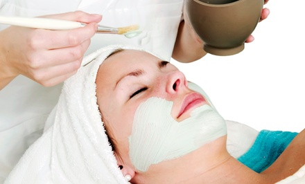 $170 for Custom Facial, Mani-Pedi, Makeup Application, and Wash and Style at The Beauty Lounge ($350 Value)