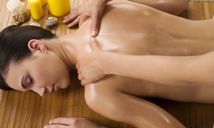 30- or 45-Minute Deep-Tissue Massage Package from The Deep Tissue Specialist (Up to 46% Off)