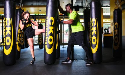 Three or Six <strong>Kickboxing</strong> Classes with Gloves at CKO <strong>Kickboxing</strong> (Up to 78% Off)