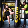 Up to 75% Off Classes at CKO Kickboxing