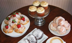 Sweetie Pies: $7 for $16 Worth of Pastries, Café Food, and Drinks at Sweetie Pies