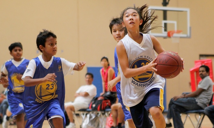Mike Allen Sports - The Foundry Sports Athletics Facility: Junior Warriors Winter Recreational or Competitive Kid's Basketball League at Mike Allen Sports (Up to 35% Off)