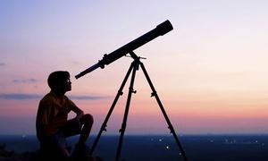 Sternwarte Bochum: Kursangebote Himmelskunde oder Teleskopkunde für 2 Personen in der Sternwarte Bochum (63% sparen*)