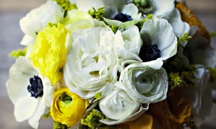 Lisa Foster Floral Design - 4: $20 for $40 Worth of Floral Arrangements from Lisa Foster Floral Design