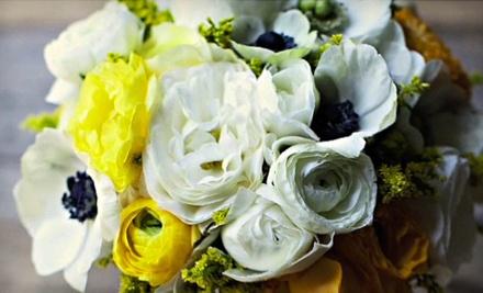 $40 Groupon to Lisa Foster Floral Design - Lisa Foster Floral Design in Knoxville