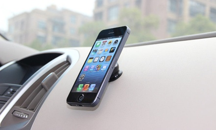 Magnetic Universal Smartphone Car Mounts from AED 29 (Up to 62% Off)