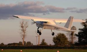 Ultrasky: Szkolenie wstępne z lotem zapoznawczym od 159,99 zł w UltraSky (do -50%)