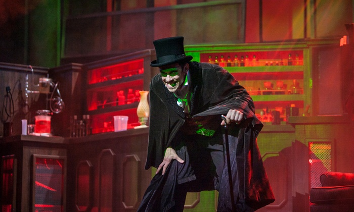 """Jekyll & Hyde - Akron Civic Theatre: """"Jekyll & Hyde"""" at Akron Civic Theatre on March 24 at 7:30 p.m. (Up to 67%Off)"""