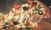 MrJims.Pizza - Rowlett - Rowlett Business Park: $15 for $25 Worth of Pizza, Wings, and Bread Stix at MrJims.Pizza - Rowlett
