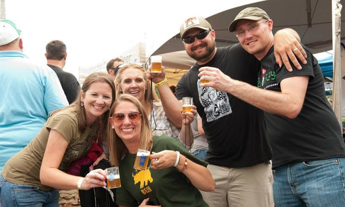 Springs Beer Fest - America The Beautiful Park: $29 for Two General Admission Entries to Springs Beer Fest on August 2 ($50 Value)