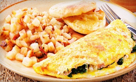 Kosher Breakfast at Mozart Cafe (Up to 55% Off). Two Options Available.