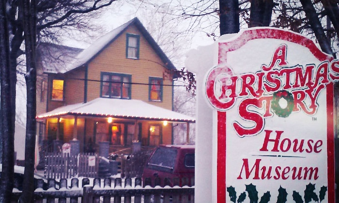 """A Christmas Story House & Museum - Tremont: """"A Christmas Story"""" House & Museum Visit for Two or Four (Up to 50% Off)"""